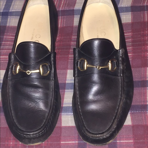 72a2fe3a1c8 Gucci Other - 1953 Horsebit Gucci Leather Loafers